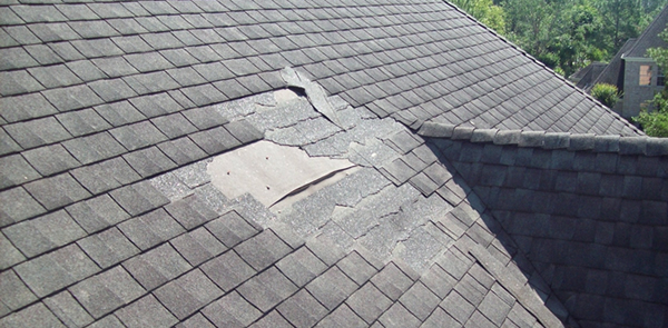 Roofing 101 damage