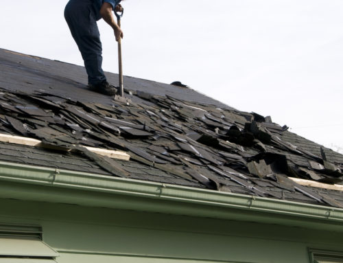 Does your roof show age?