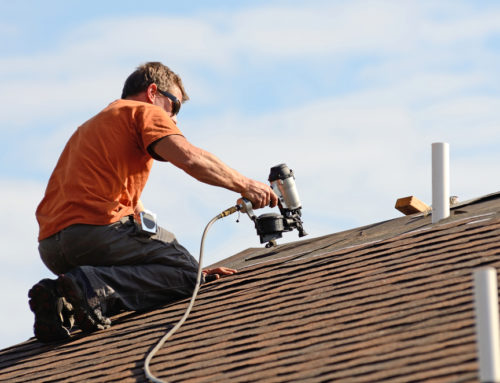 Your Roof Starts With A Single Shingle